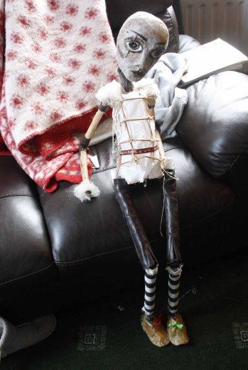 cara puppet