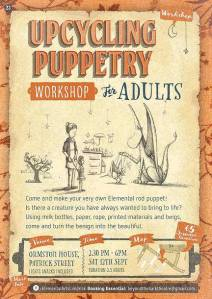 Elemental puppet workshop